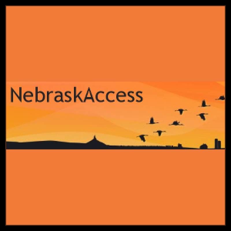 NebraskAccess Logo